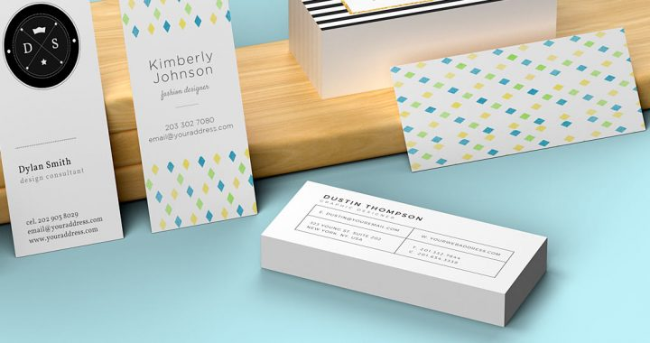 Could The Mini Business Card Be Your Ticket To Success