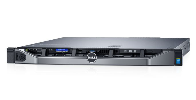 Buy a Refurbished DELL PowerEdge R330 1U Server from KahnServers