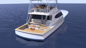 GT65 Carolina Hatteras Yachts